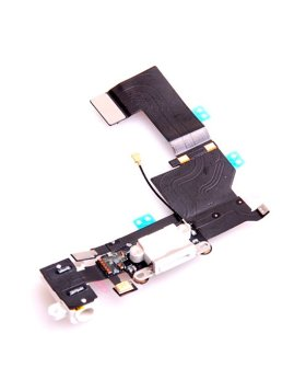 Conector carga iPhone 5S - Branco