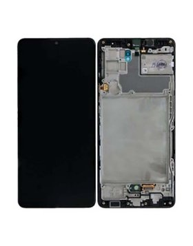 LCD Samsung Galaxy A42 5G A426 2020 Preto
