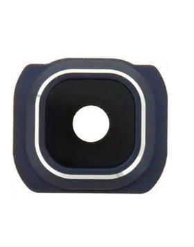 Lente camera Traseira Samsung S6 G920 - Azul