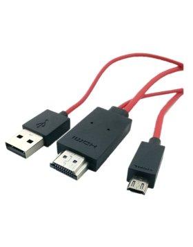 Cabo Dados Samsung Micro Usb-HDMI