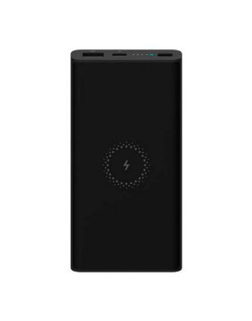 Mi Wireless PowerBank Essential 10000mAh - Preto