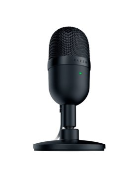 Microfone Razer Seiren Mini Condenser Preto