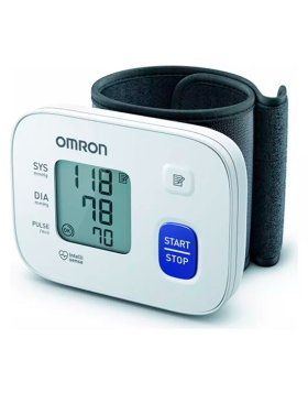 Medidor de Tensão Arterial de Pulso OMRON RS1