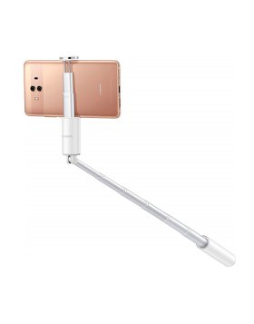 Selfie Stick Huawei Led  Bluetooth CF33 - Branco