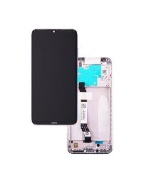 Lcd Xiaomi Redmi Note 8 Preto - Service Pack