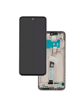 Lcd Xiaomi Redmi Note 9S Service Pack  - Grey