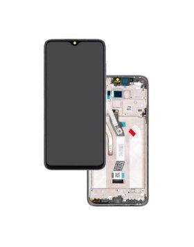 Lcd Xiaomi Redmi Note 8 Pro Service Pack - Branco