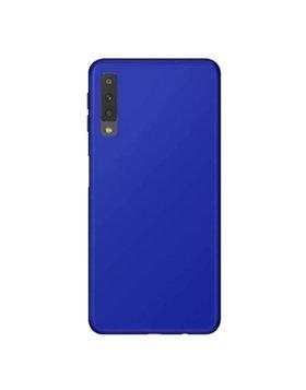 Silicone Cover Samsung Galaxy A30s - Azul