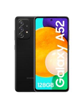 Samsung Galaxy A52 A525 4G 6GB/128GB Dual Sim Preto