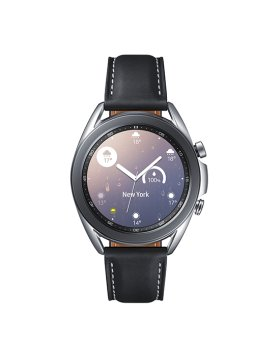 Smartwatch Samsung Galaxy Watch 3 R850 41mm Prateado