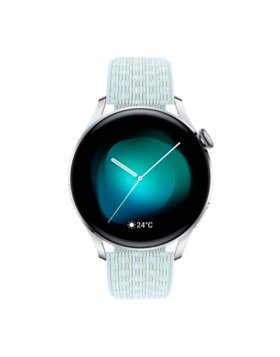 Smartwatch Huawei Watch 3 Classic Stainless Steel Azul Claro