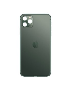 Tampa Traseira Vidro Apple iPhone 11 Pro Max Verde