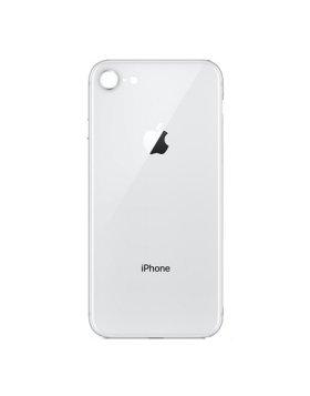Tampa Traseira Vidro Apple iPhone 8 Branco