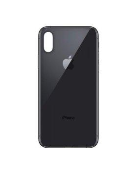 Tampa Traseira Vidro Apple iPhone XS Preto