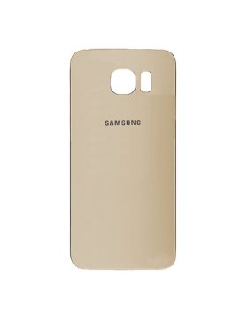 Tampa bateria Samsung S6 Edge G925 - Gold