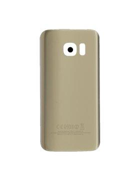 Tampa de Bateria Samsung Galaxy S7 G930 - Dourado
