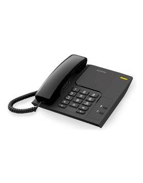 Telefone Fixo Alcatel Compact T26 Preto