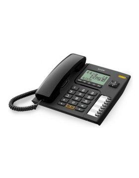 Telefone Fixo Alcatel Compact T76 Preto