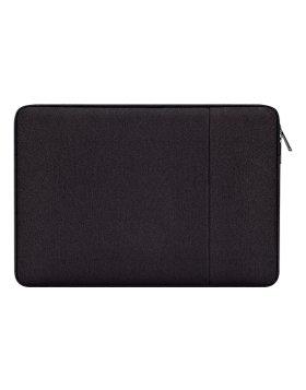"""Mala Devia Justyle Business MacBook 15.4"""" Preto"""