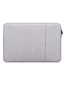 "Mala Devia Justyle Business MacBook 15.4"" Cinzento"