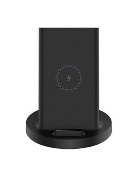 Carregador Xiaomi Mi Wireless Charging 20W Stand GDS4145GL - Preto