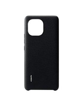 Xiaomi Mi 11 Rugged VeganLeather Case Preto