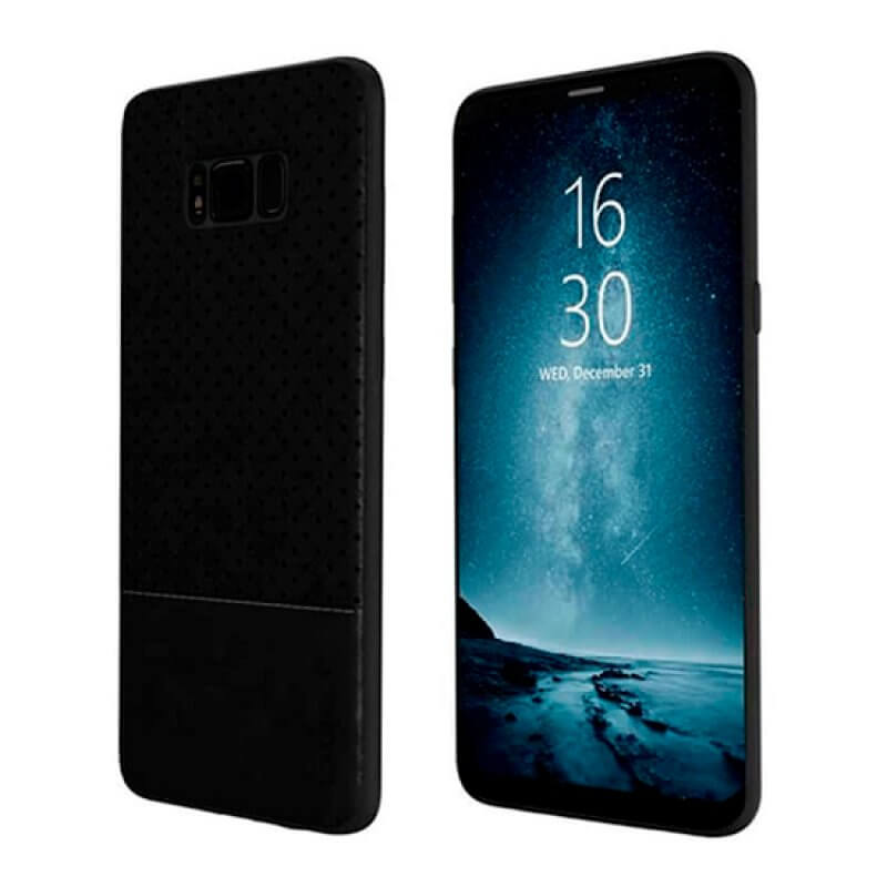 Back Case Qult Drop Samsung Note 9 N960 - Preto