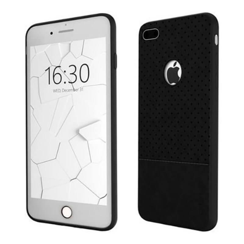 Back Case Qult Drop iPhone 7 - Preto