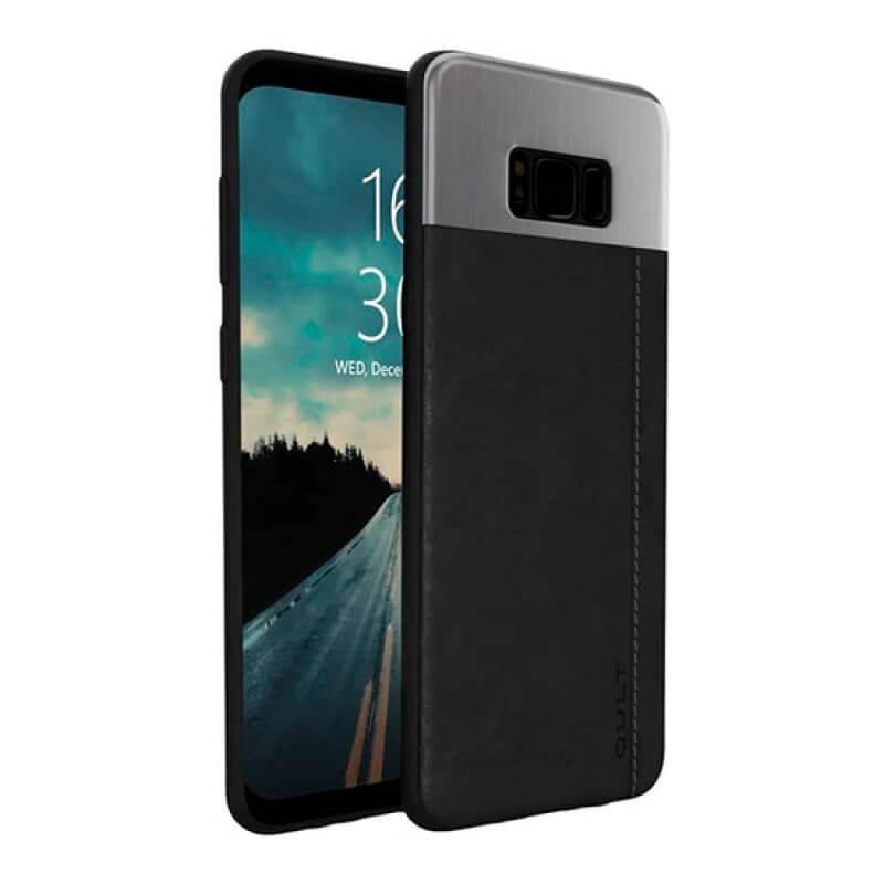 Back Case Qult Slate Samsung Galaxy S8 - Preto