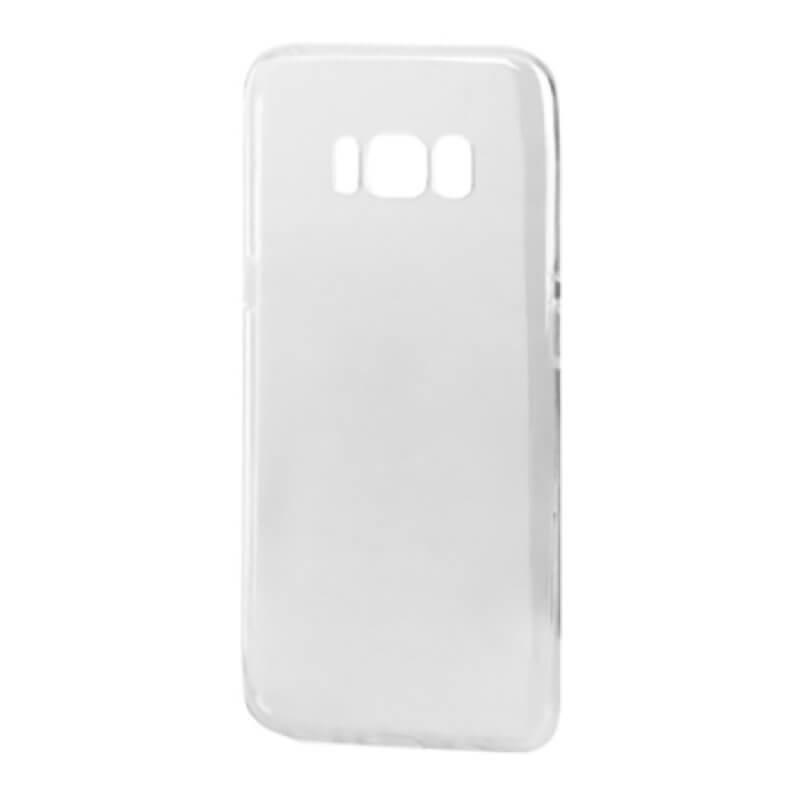 Capa silicone Samsung S8 Plus G955 - Transparente