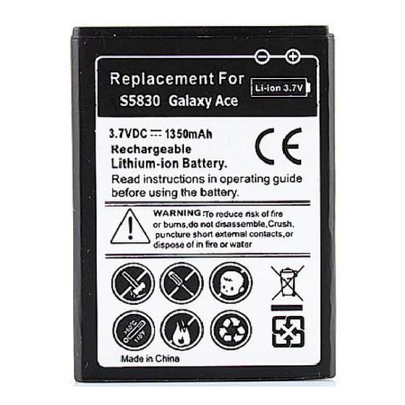 Bateria Samsung Gio Ace - EB494358VU