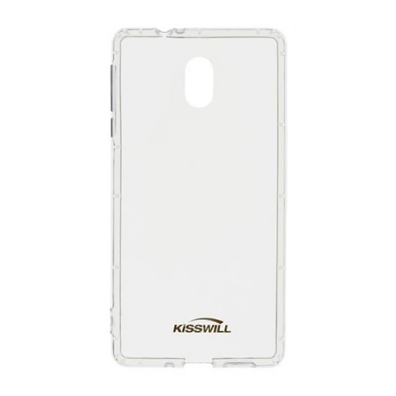 Capa Silicone kisswill Xiaomi Pocophone F1 - Transparente