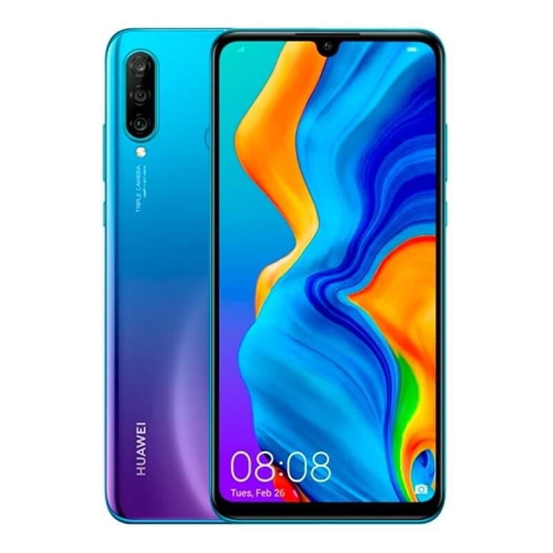 Huawei P30 Lite 4GB/128GB Dual Sim Azul