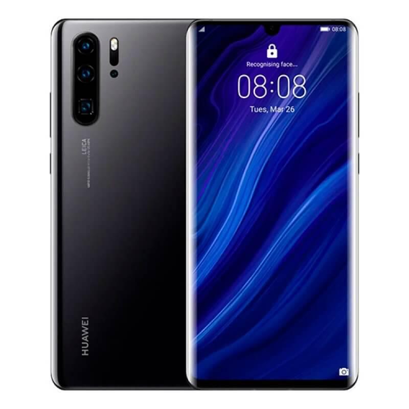 Huawei P30 Pro 6GB/128GB Dual Sim Preto