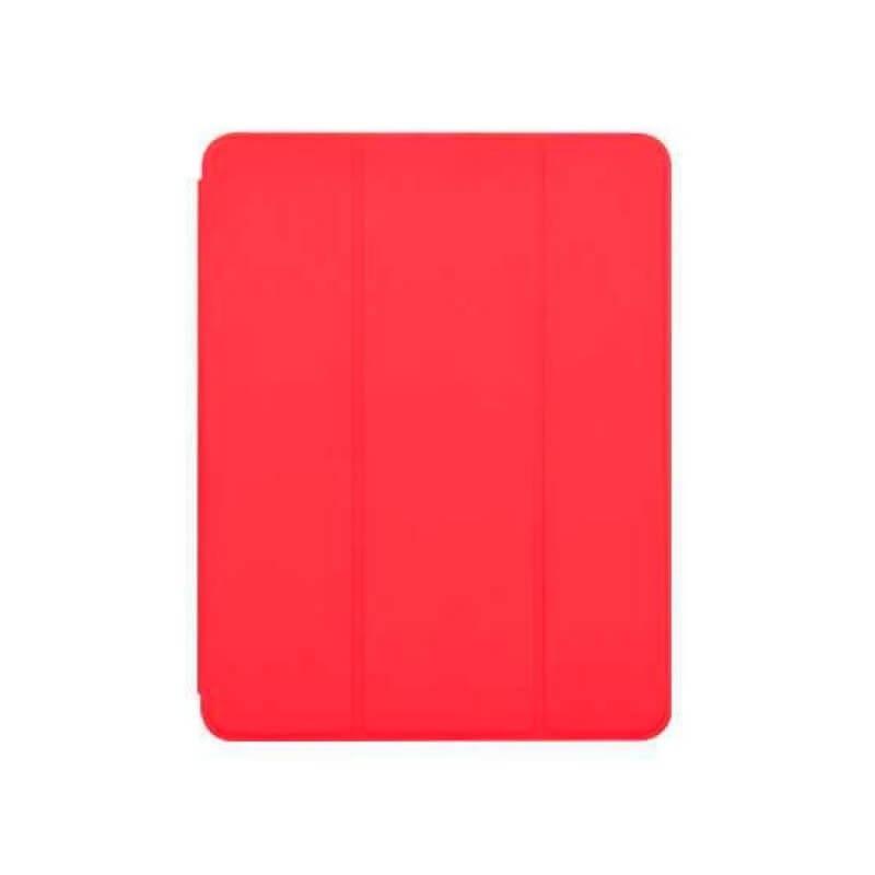 Leather Case Devia iPad Mini 2019 C/Slot para Caneta - Vermelho