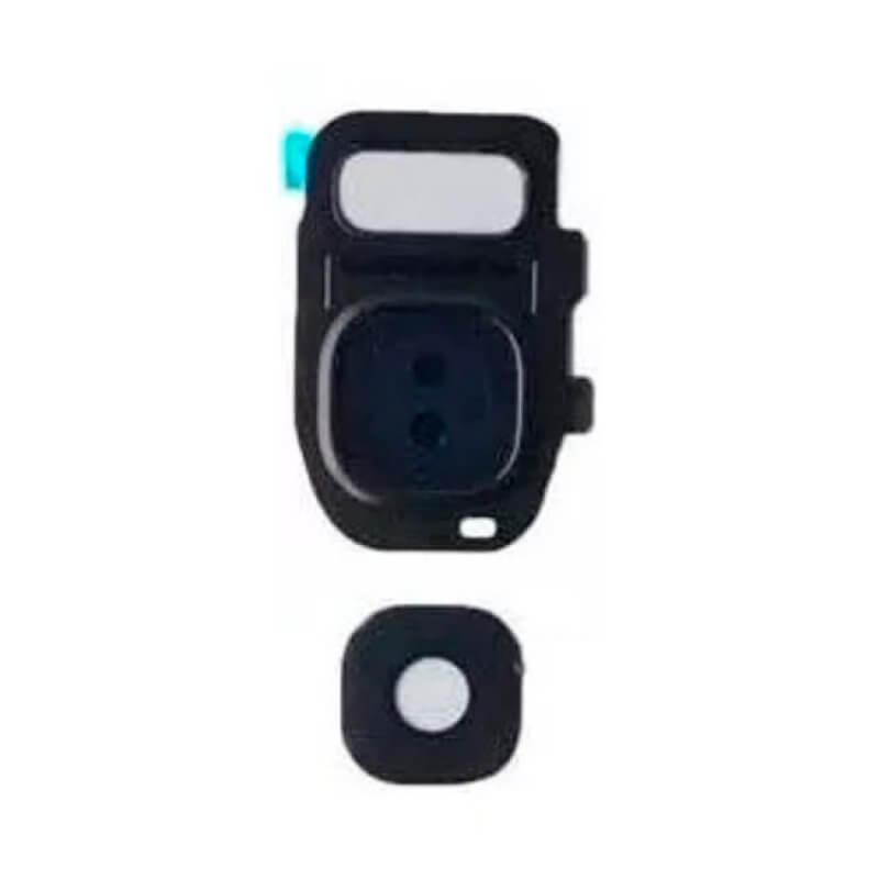 Lente Câmera Samsung Galaxy S7 G930 - Preto