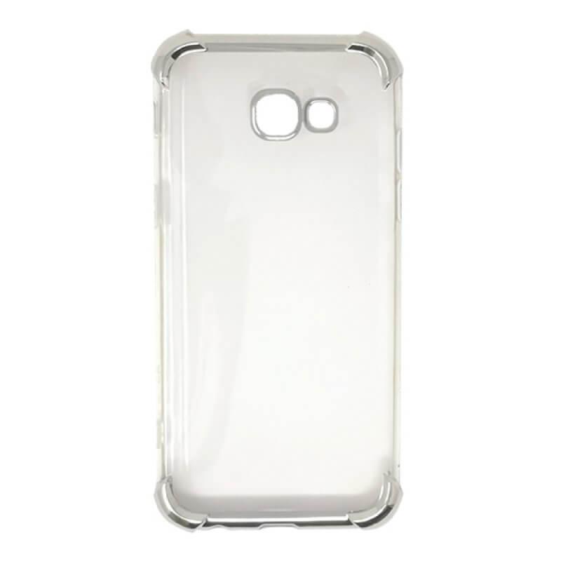 Capa silicone Samsung A5 A520 (2017) - Silver