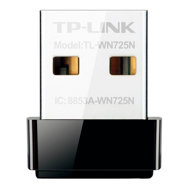 TP-Link Wireless N Nano 150Mbps TL-WN725N