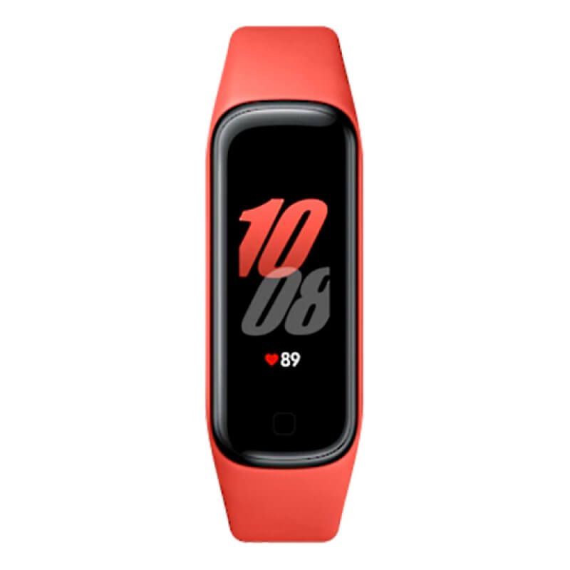 Smartband Samsung Galaxy Fit 2 R220 Vermelho