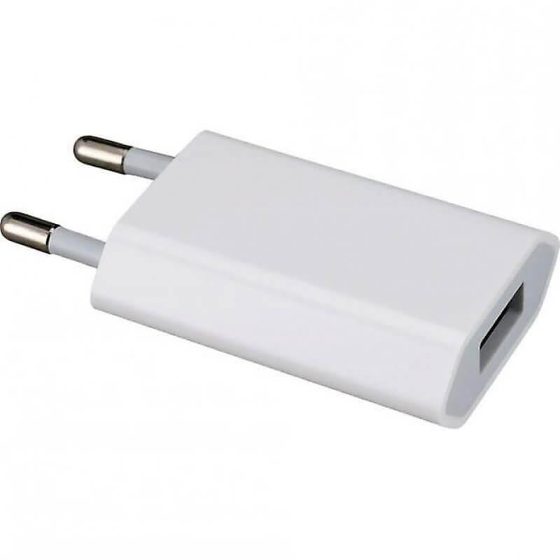 Transformador Apple 5W 1A USB em BULK - MD813ZM/A