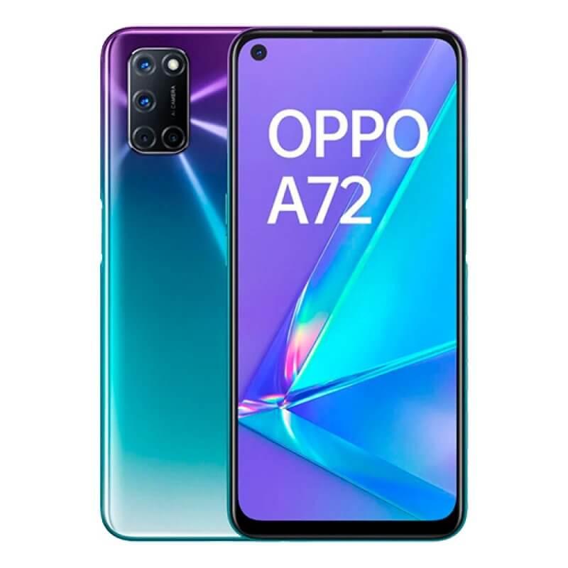 Oppo A72 4GB/128GB Dual Sim - Roxo