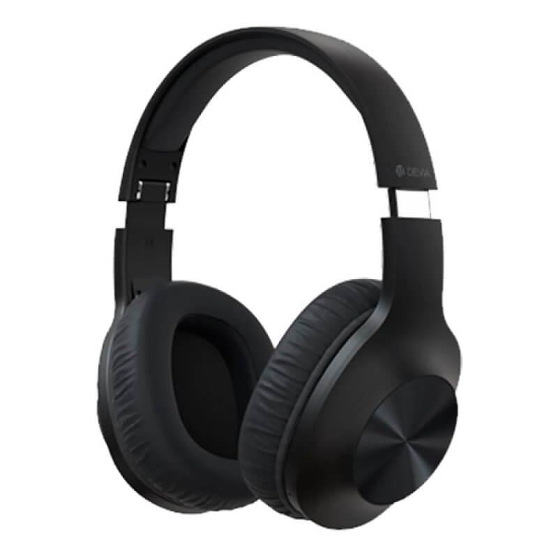 Headphones Star Series Devia Wireless - Preto