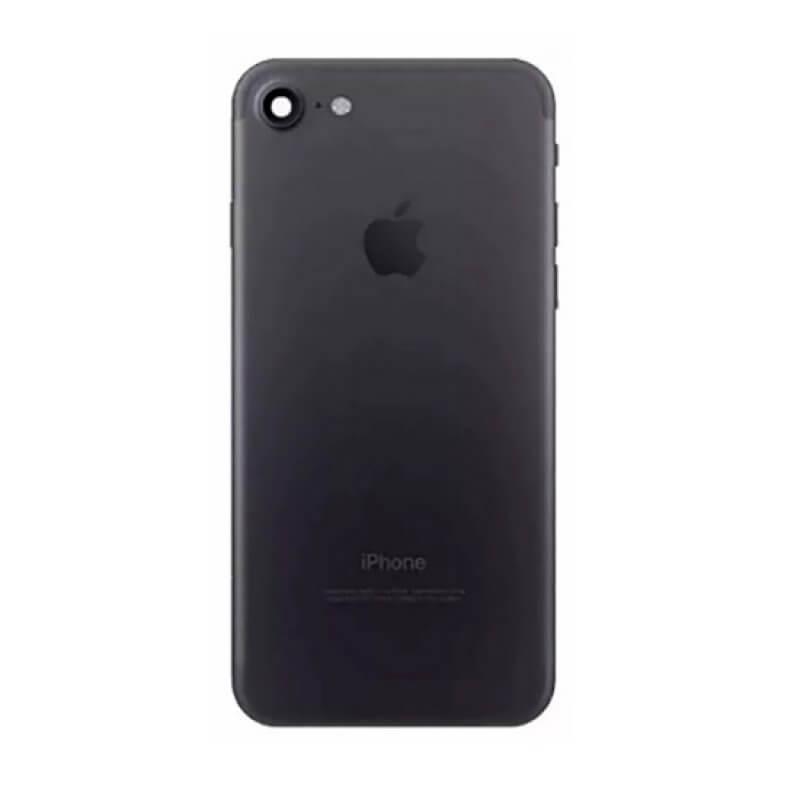 Chassi + Modulo completo Apple iPhone 7 - Preto Mate