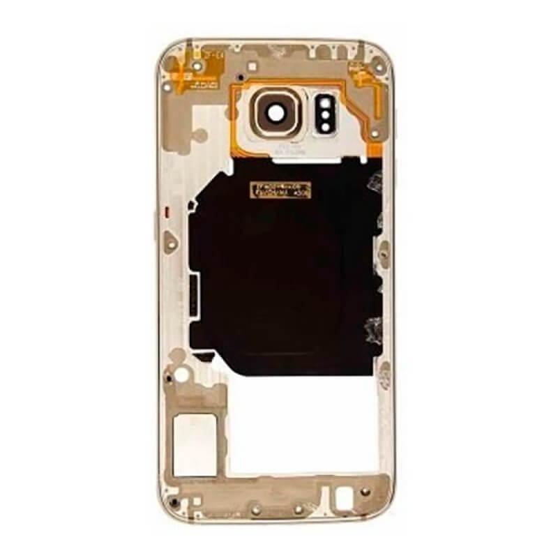 Chassi Samsung Galaxy S6 G920 - Dourado