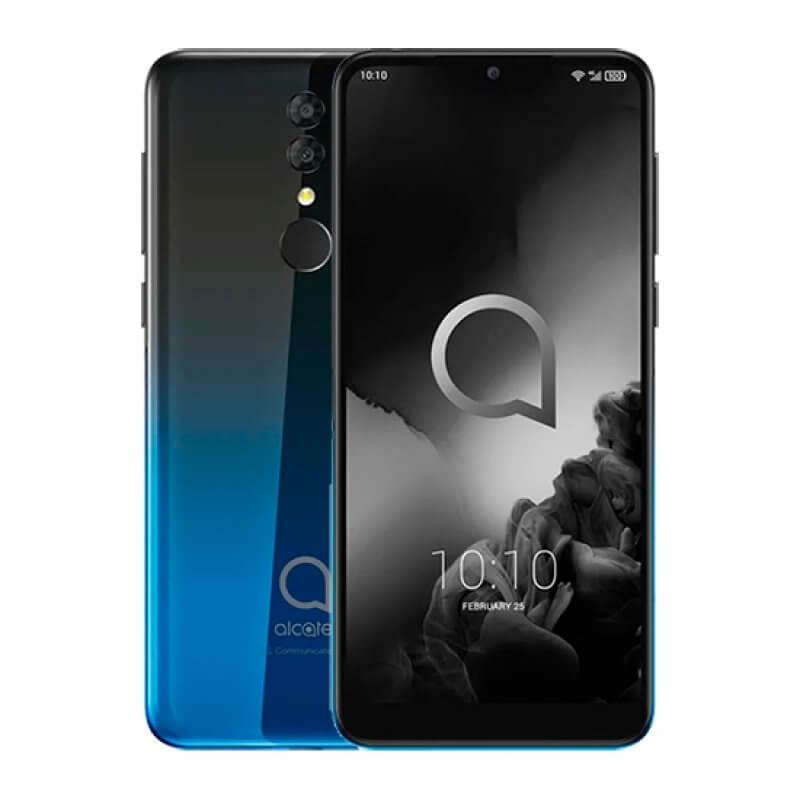 Alcatel 3 2019 5053D Dual Sim 3GB/32GB Preto
