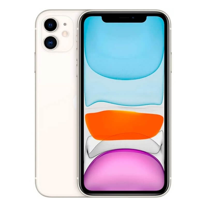 Apple iPhone 11 128GB - Branco