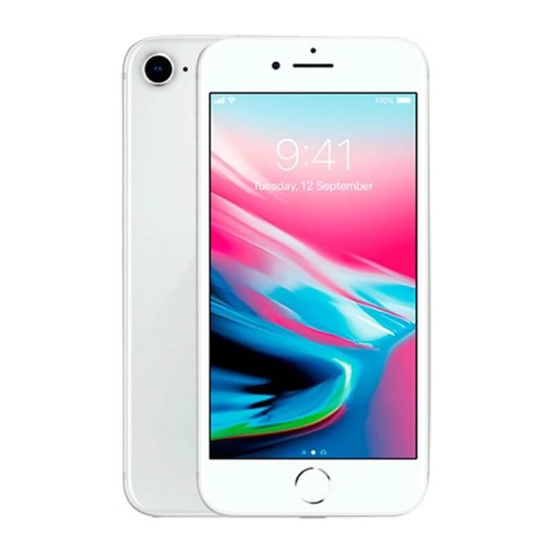 Apple iPhone 8 64GB - Prateado