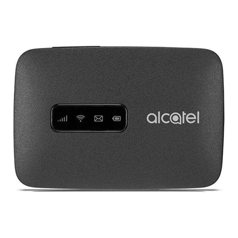 Hotspot Móvel Alcatel MW40V 150Mbps 4G LTE Preto