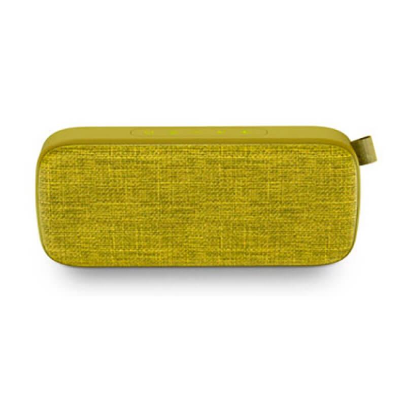 Coluna Bluetooth Energy Fabric Box 3 6W Verde