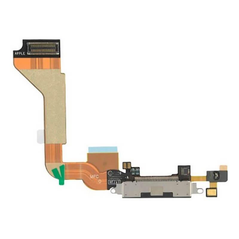 Conector carga iPhone 4 - Preto